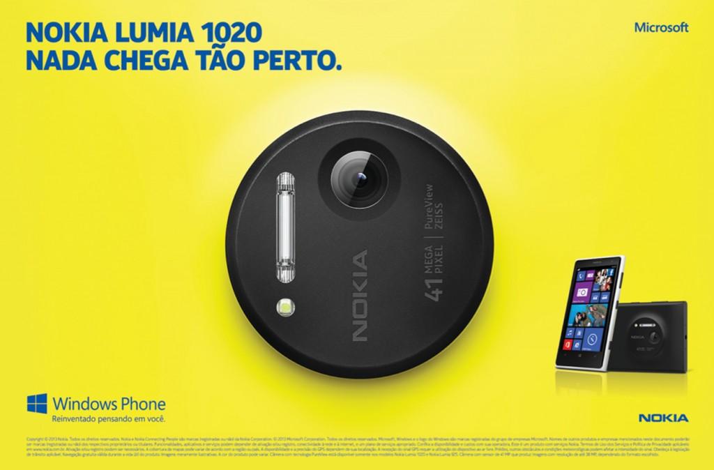 Key Visual Lumia 1020 PDV