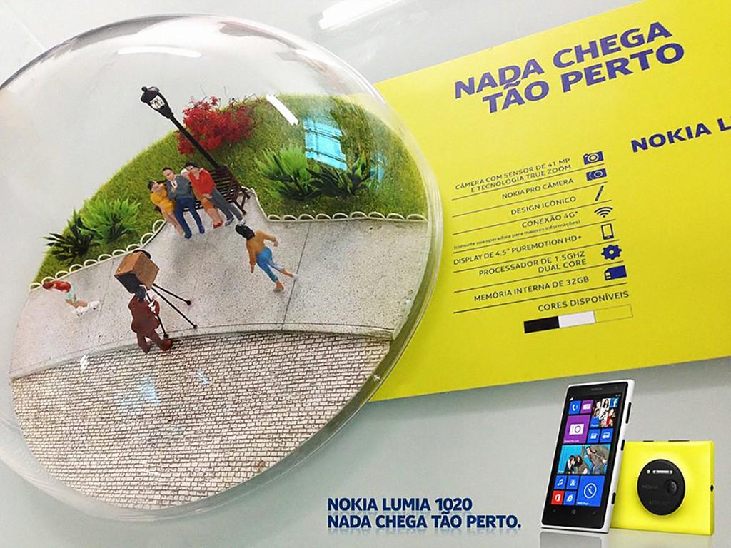 Mini Mundo Nokia Lumia 1020