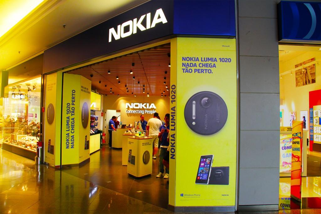 Nokia Store Shopping Eldorado - Nokia Lumia 1020