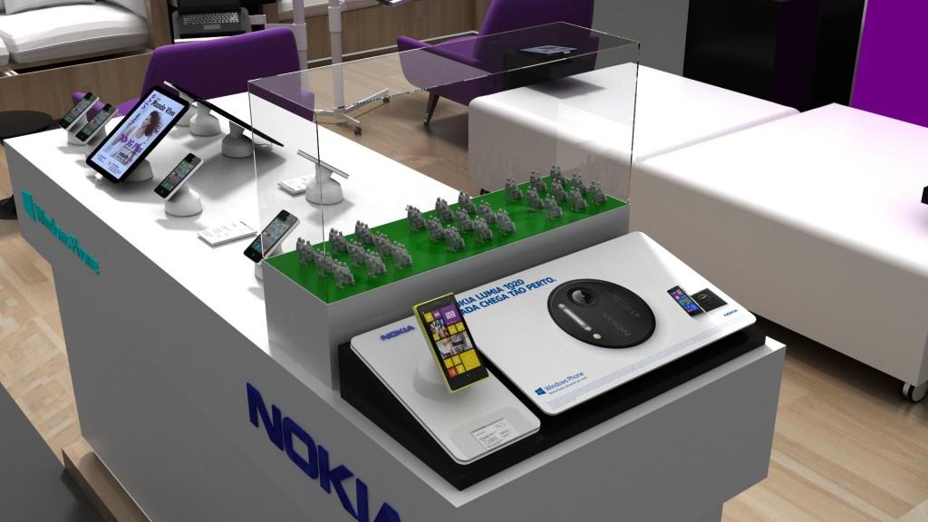 Lounge Nokia & Vivo - Nokia Lumia 1020