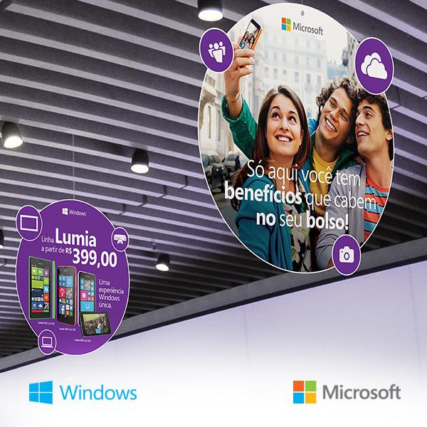 Benefícios Microsoft