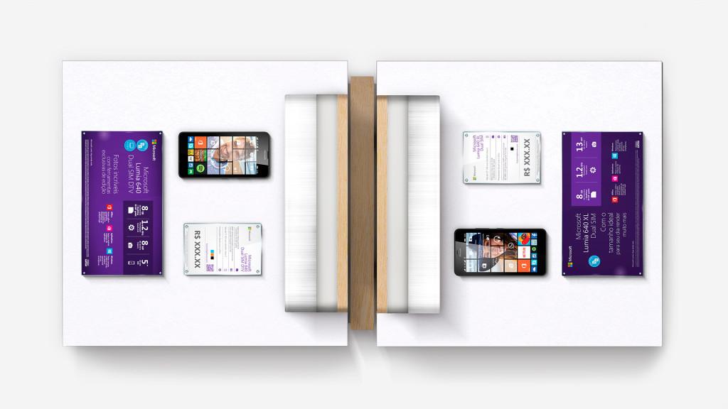 mobilia para celular, card de preço, infocard