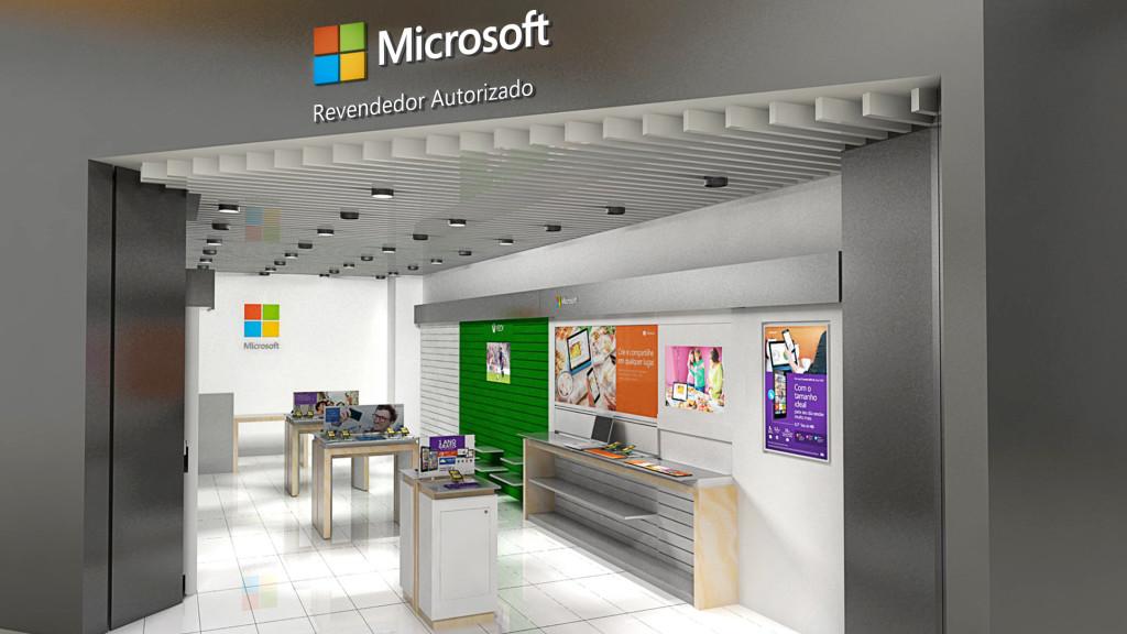 Revendedor Autorizado Microsoft no Brasil